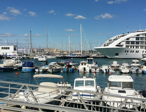 How2Agency and How2Yacht have moved to the new offices in Ocean Village marina
